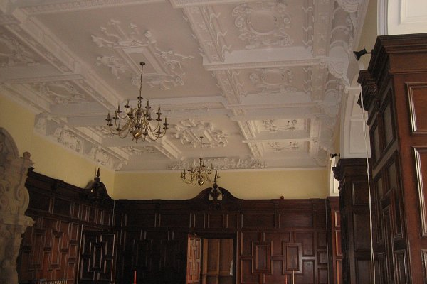 Grand Hall Ceiling
