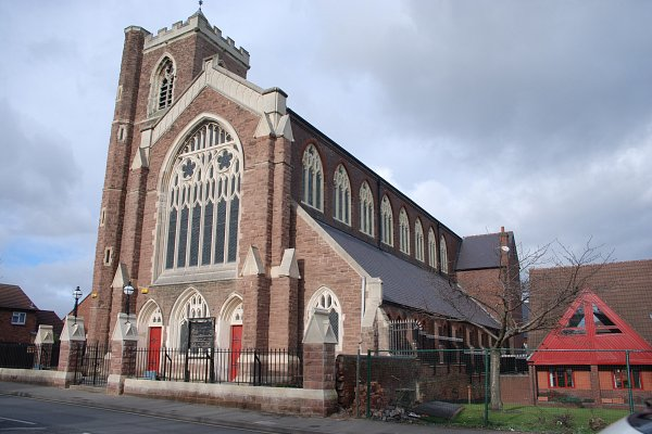 The Assemblies of the First Born Church, Birmingham